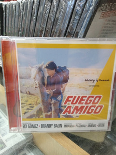 Willy Crook Fuego Amigo Cd