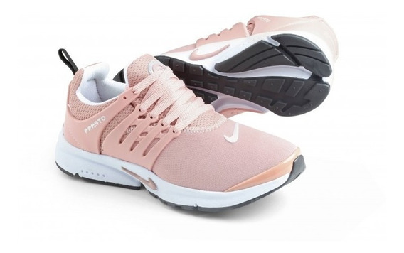 Tenis Air Presto Masculino E Feminino Do 34 Ao 43