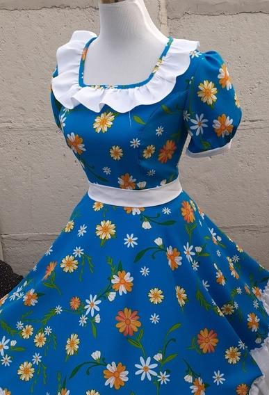 Vestido Huasa Nuevo 26.000