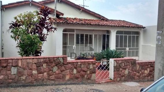 Casa Com 2 Dormitórios Para Alugar, 156 M² Por R$ 1.200,00/mês - Jardim Guanabara - Campinas/sp - Ca13410