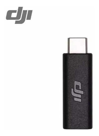 Dji Osmo Pocket - Adaptador Para Microfone 3.5mm Original