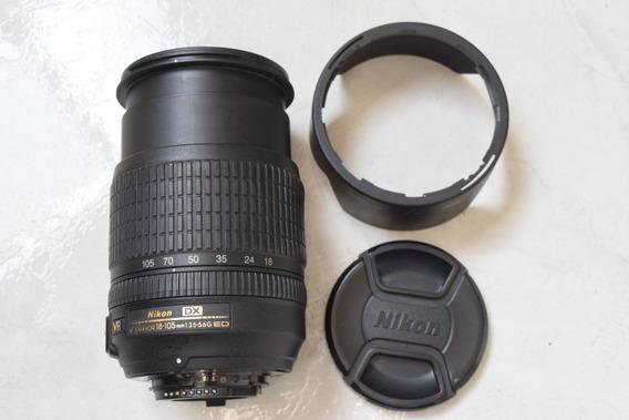 Lente Nikon 18- 105 Mm Vr