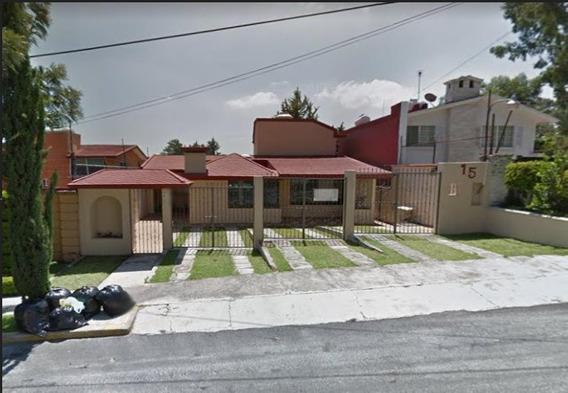 Casa En Venta Remate, Fracc. Bosques Del Lago Cuautitlan I.