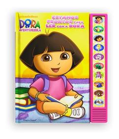 Livro Estamos Prontos Para Ler Com A Dora Aventureira