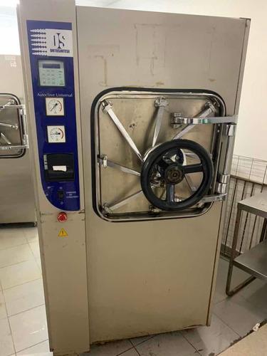 Autoclave Ortossíntese 200 Litros Automatizada
