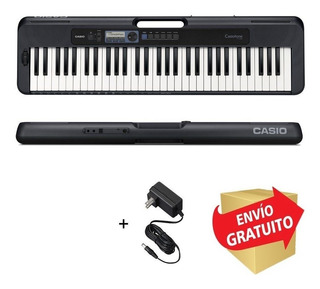 Teclado Organo Casio Cts300 Casiotone Sensitivo Nuevo Modelo
