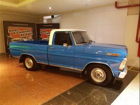 Ford F100 Cabine Luxo