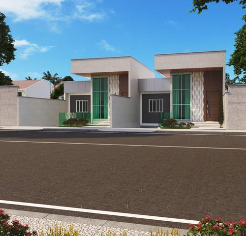Casa Duplex - Nova Tijuca - 670