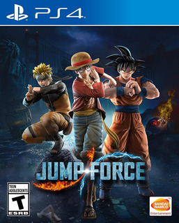 Jump Force Edicion Latina Para Playstation 4 Envio Gratis