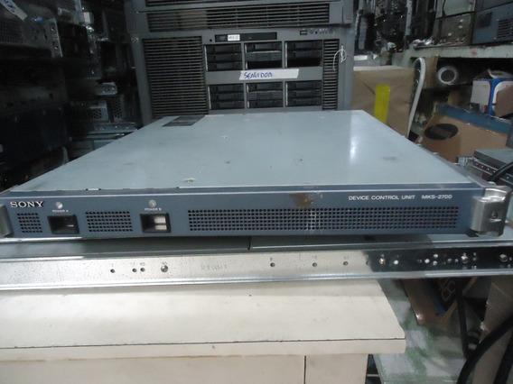 Sony Mks2700 Device Controller Para Comutadores De Produção
