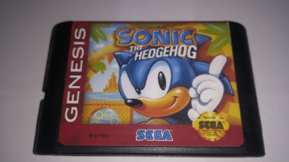 Sonic Mega Drive Paralelo