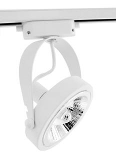 Spot Ar111 Branco Gu-10 Para Trilho Eletrificado