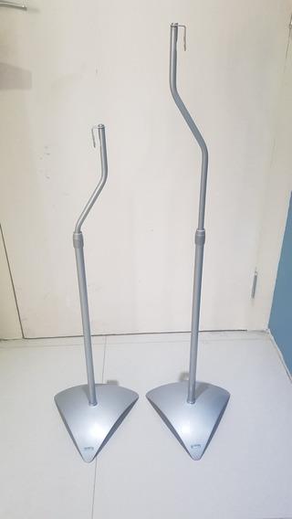 Suporte Para Caixa Home Theater Mini S Pedestal Airon