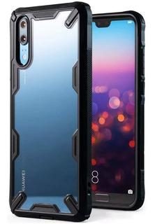 Huawei P20 Pro Liberado Con Funda Pro Ringkefusion X