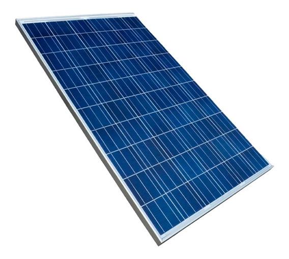 Panel Solar Policristalino 340 W El Mas Eficiente 18%