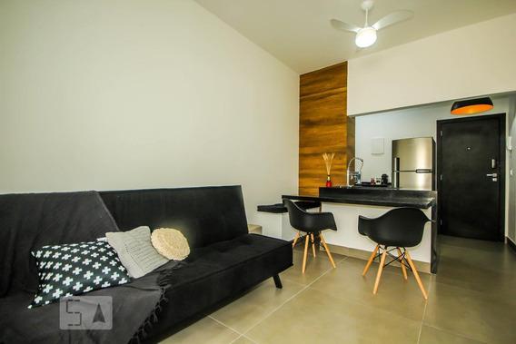 Apartamento Para Aluguel - Copacabana, 1 Quarto, 47 - 893021173