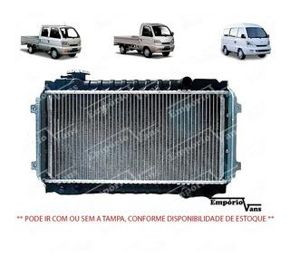 Radiador Água Motor Towner Jr Effa Hafei Pickup Van Original