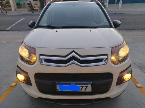 Citroën Aircross 2015 1.6 16v Tendance Flex Aut. 5p