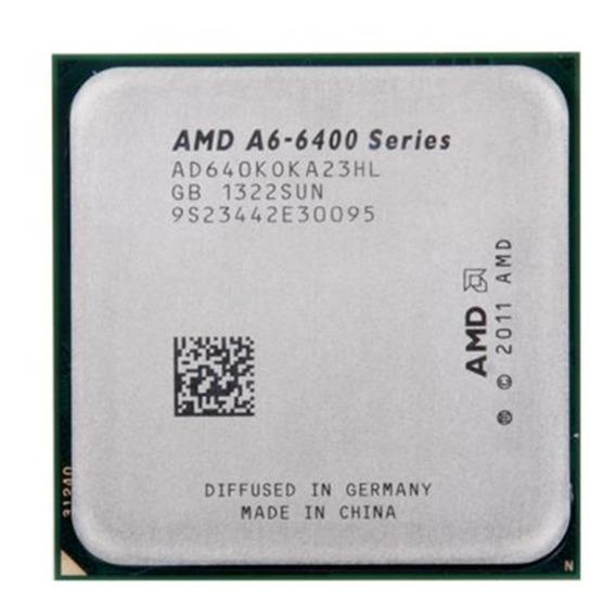 Processador Amd A6-6400 + Cooler Box Muito Bom