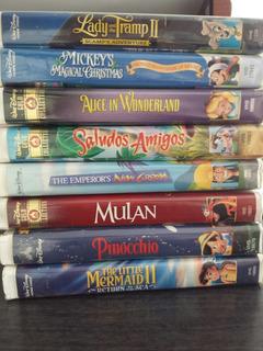 Colección 36 Películas Originales Disney