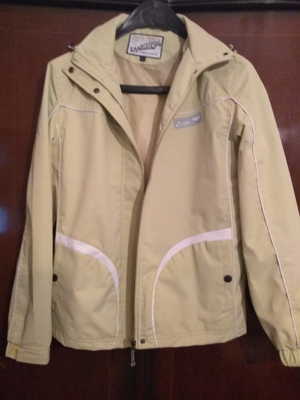 Campera Impermeable De Mujer