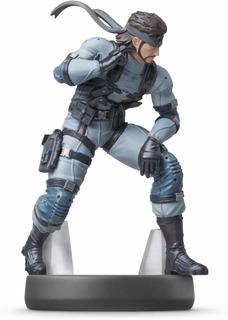 Snake Amiibo *** Nintendo ****