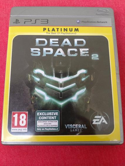 Dead Space 2 Ps3 Midia Fisica Frete R$10