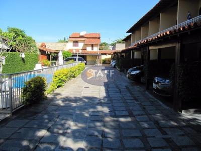 Casa Com 2 Dormitórios À Venda - Jardim Excelsior - Cabo Frio/rj - Ca0620