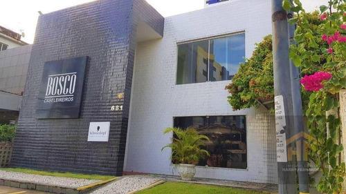 Casa Em Casa Caiada, Olinda/pe De 475m² Para Locação R$ 17.000,00/mes - Ca918392