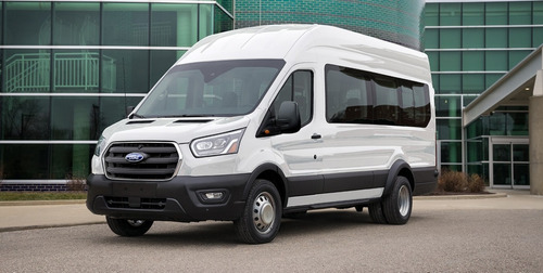 Ford Transit 15 Pasajeros Deiesel Mt  2021