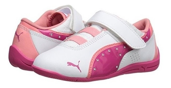 Tenis Puma Drift Cat 6 Diamond Niña 10.5usa Nuevo Originales