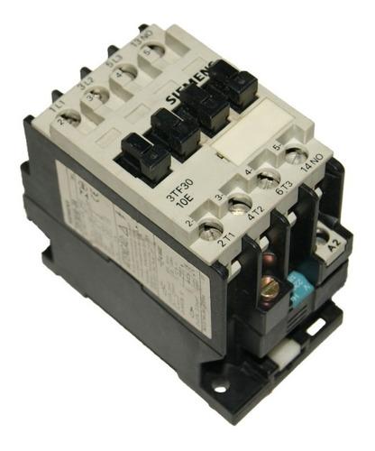 Contactor 21 Amp - Bobina 220v Siemens 3tf30 - Cod. 01006