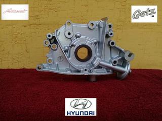 Bomba De Aceite Hyundai Excel Accent Getz Brisa 1.5 Y 1.3