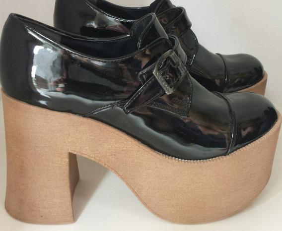 Zapatos Plataforma Marca Nazaria