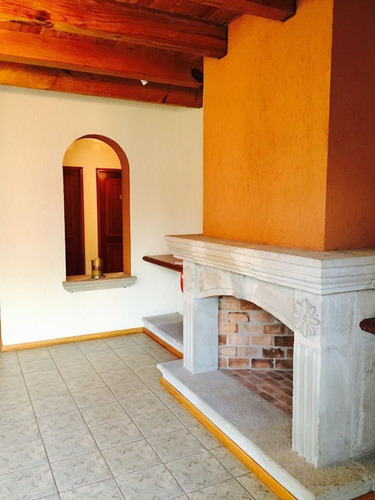 Imagen 1 de 15 de Hermosa Casa Colonial Mexicana  En Lomas De Vista Bella