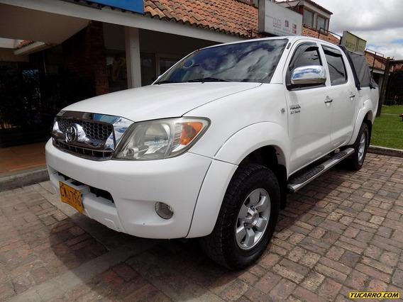 Toyota Hilux Vigo 2.7cc Mt Aa 4x4