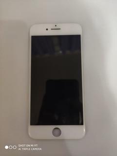 Tela Display iPhone 7 Branco Completa Original Retirada