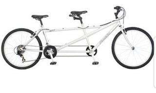 Bicicleta Doble Tandem !!