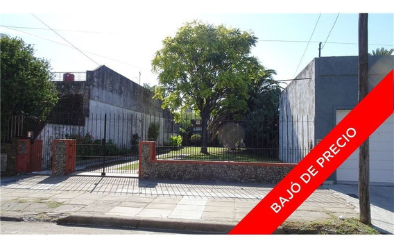 Casa 4 Amb C/parque Lote Propio 10mts X 41mts