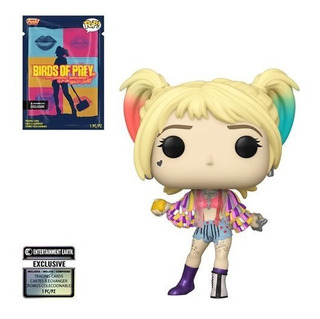 Birds Of Prey Harley Quinn Caution Tape Pop! Funko Exclusive