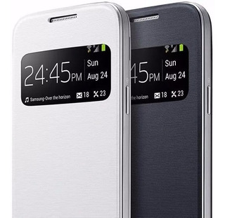 Capa Tampa Flip Cover S-view S View Samsung Galaxy S4 I9505