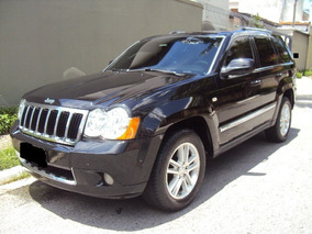 Jeep Grand Cherokee 4.7 Limited 5p Ano 2008