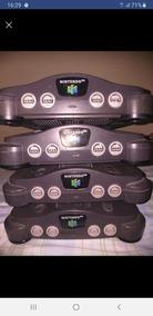 Nintendo 64 Com Defeito Reirada De Peças