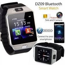 Relógio Inteligente Barato Dz09 -bluetooth-100% Original