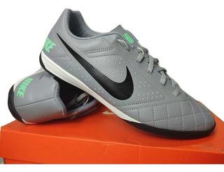 Tênis Nike Beco 2 - Futsal Cinza