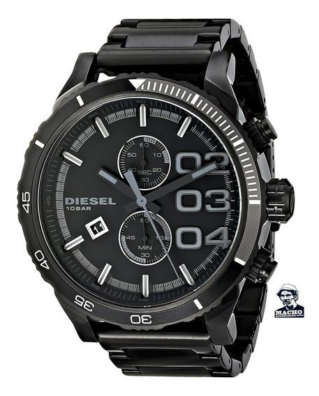 Reloj Diesel Double Down Dz4326 En Stock Original Garantía
