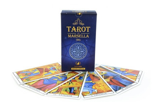 Tarot Marselles, Cartas / Baraja 78 Cartas.gran Calidad