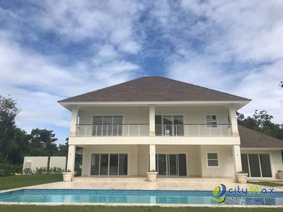 Villa De Lujo En Venta En Punta Cana