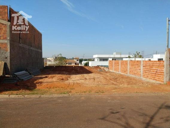 Terreno À Venda, 240 M² Por R$ 115.000,00 - Condomínio Valência 1 - Álvares Machado/sp - Te0451