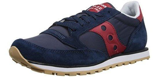 Saucony Originals Mens Jazz Low Pro Sneaker